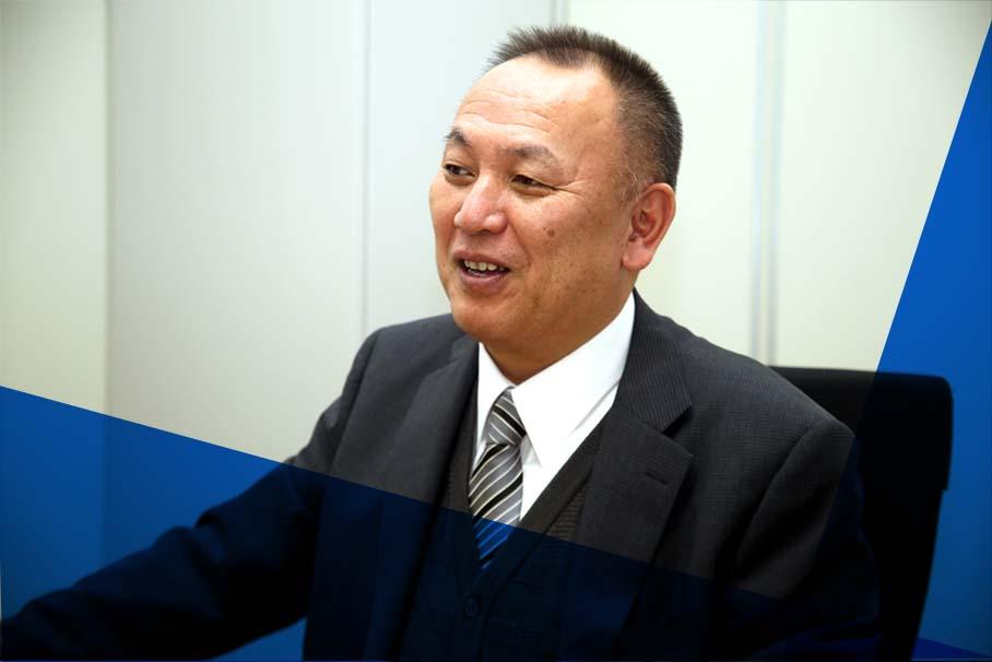 代表取締役|吉江 昭